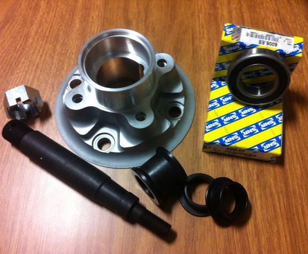 CATERHAM HUBS FRONT SIDE REPAIR FORMULA FORD