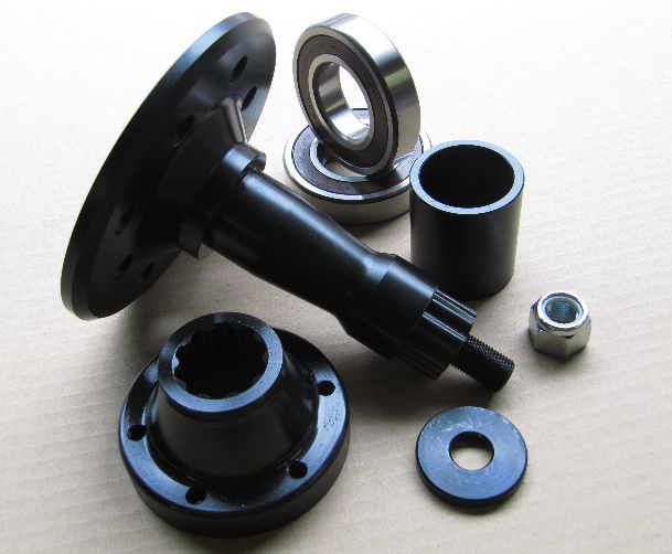 REAR HUB KIT VAN DIEMEN 77 TO 81