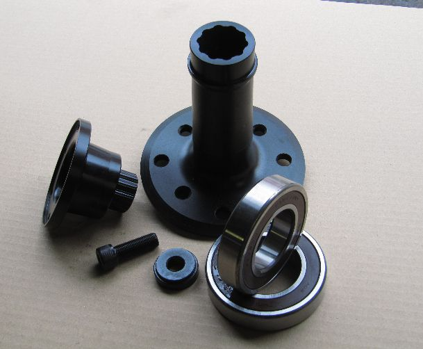REAR HUB KIT VAN DIEMEN 73 TO 76
